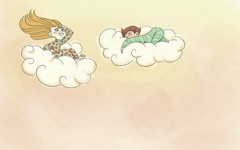 - cartoon, cartoony, clouds, colored, colorful, colors, detailed