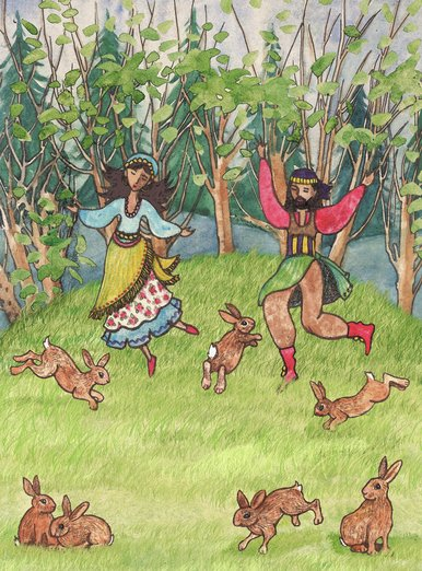 Nativity: The Dance