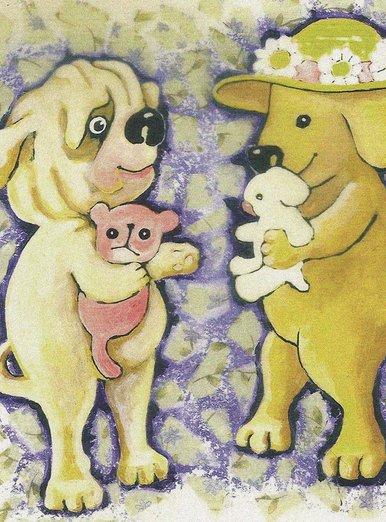 Puppy Friend