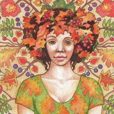 Autumn Mother