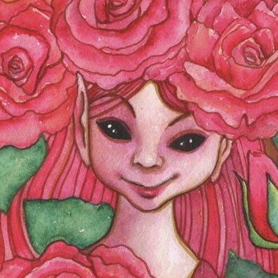Rose Pixie