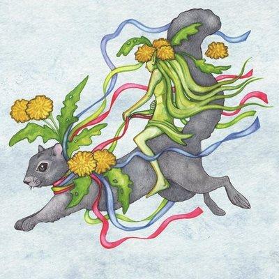 Squirrel Ride