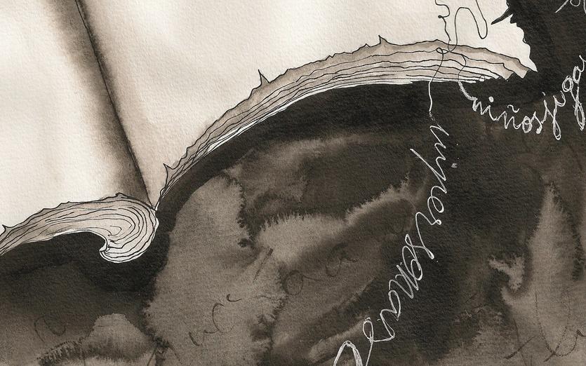 - author, black, book, grey, illustration, ink, inked