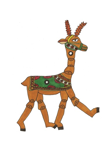 The roe deer