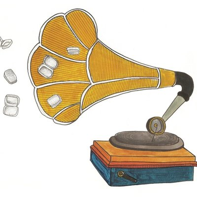 The magical gramophone