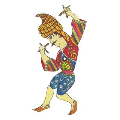 The spoon dancer