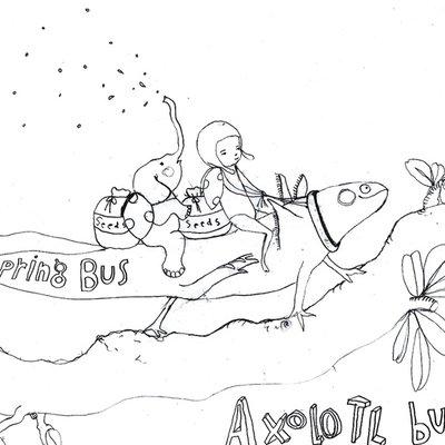 axolotl bus