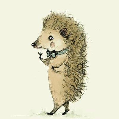 Morris Heldgehog