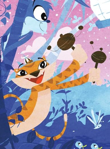 maraca tiger