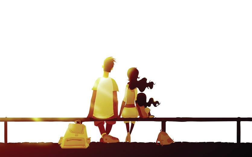 Watching Together By Pascal Campion On Storybird