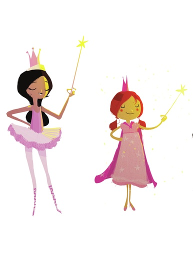 the princess gang