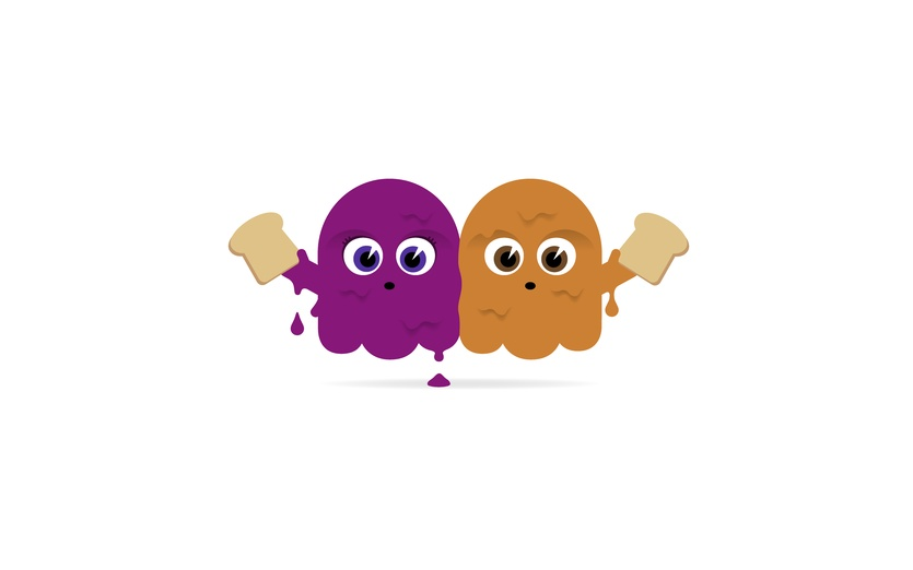 Peanut Butter and Jelly by Paul McDougall on Storybird