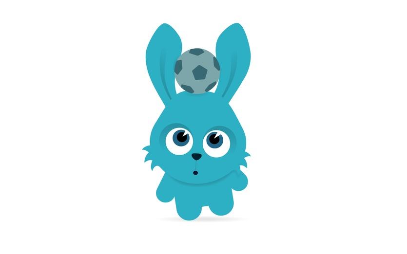 soccer bunny by paul mcdougall on storybird