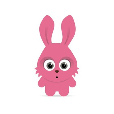 Pink Bunny