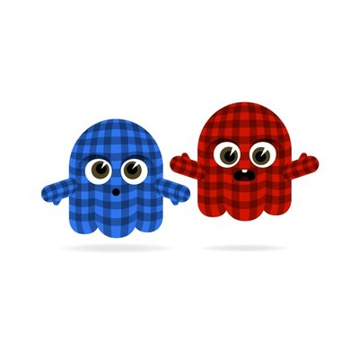 Plaid Ghosts