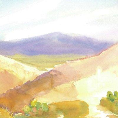 Pastel Panorama