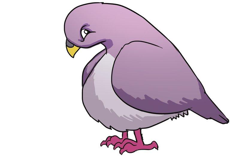 - animal, animals, bird, birds, devious, evil, fly