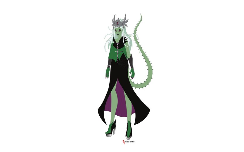 Home planet: Geelatuu - an inhospitable cinder of a planet made of black basalt and shrouded grey smog