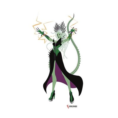 Geela – the evil empress | SpacePOP