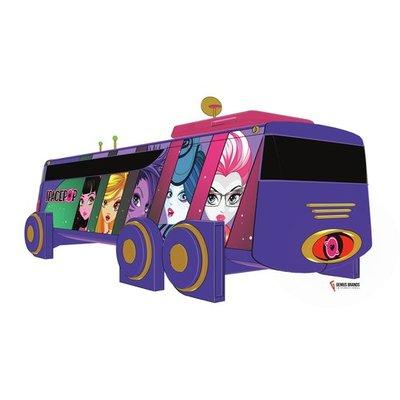 SpacePOP tour bus | SpacePOP