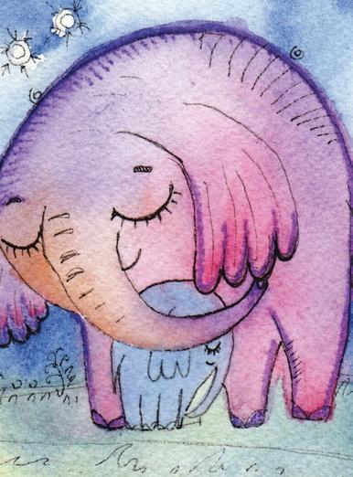 Mother Elephant 2