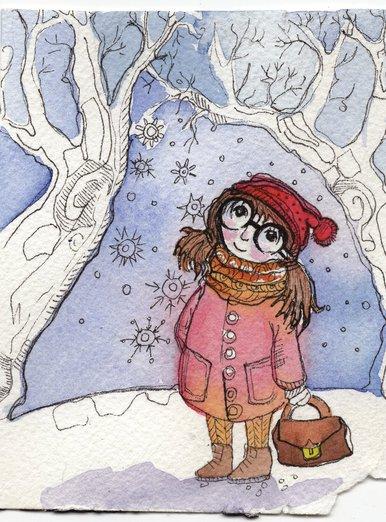 Watching Snow