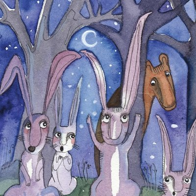 Singing Bunnies