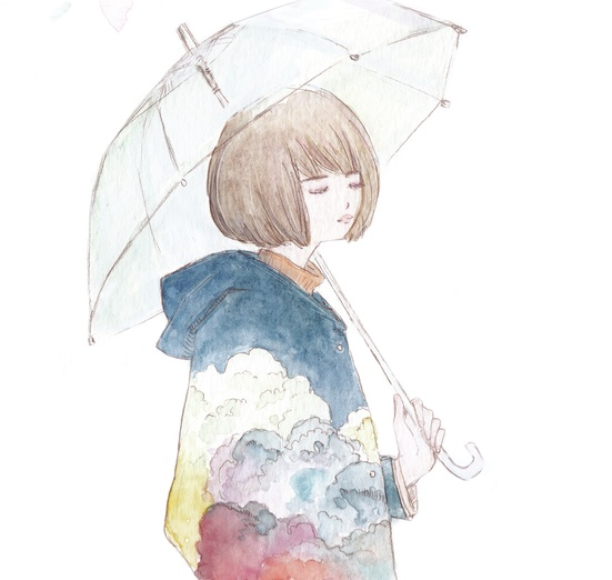 - adorable, art, blue, brown, cartoon, cartoony, character