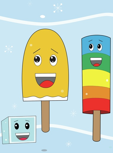 Popsicle Parade