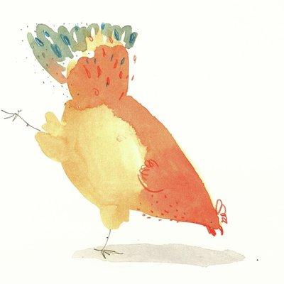 Peck!