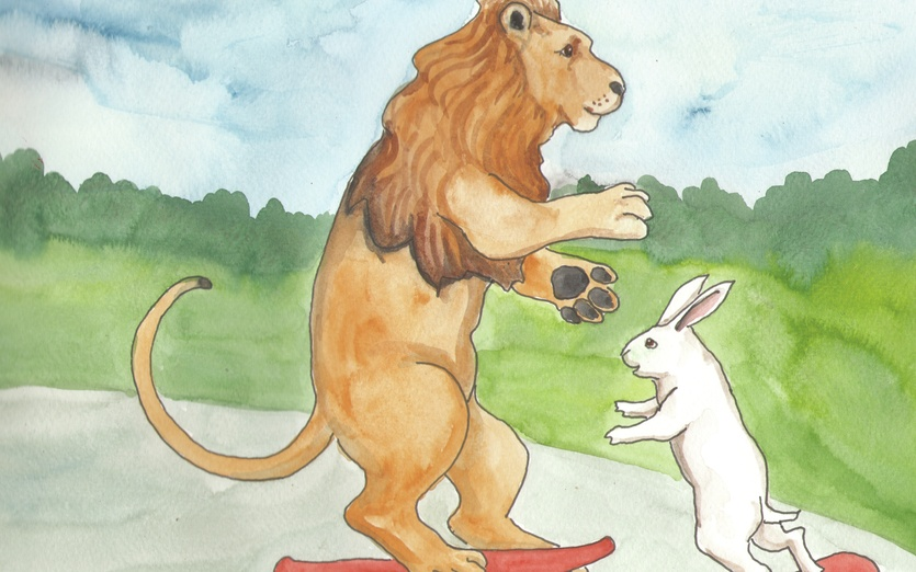 - adorable, adventurous, art, balance, best, blue, bunny