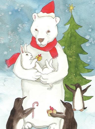 Santabear