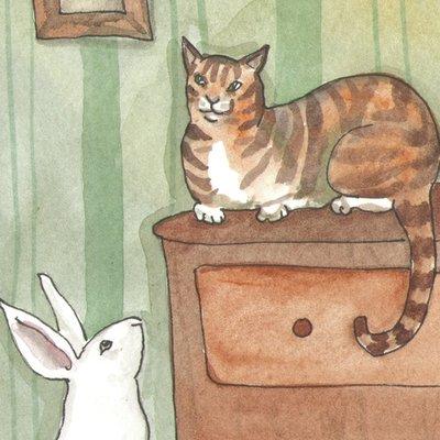 Cat conversation