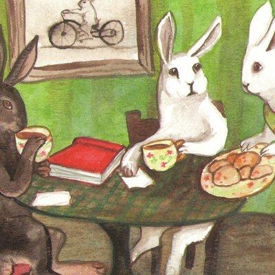 teatime discussion