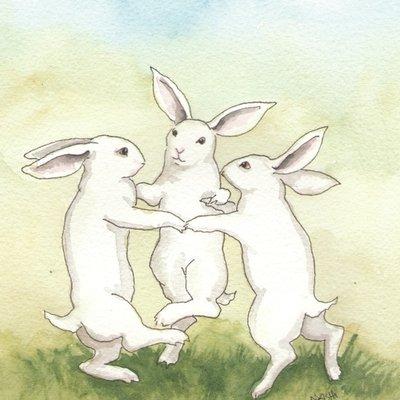 trio dance