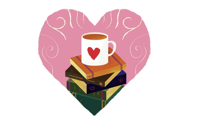 - adventure, book, books, coffee, love, peace, reading