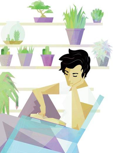 Bookworms- Horticulturist