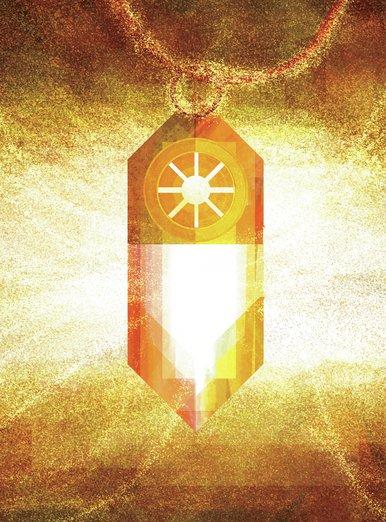 Crystal of the Sun