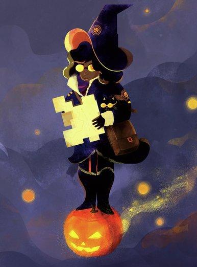 Explorer Witch