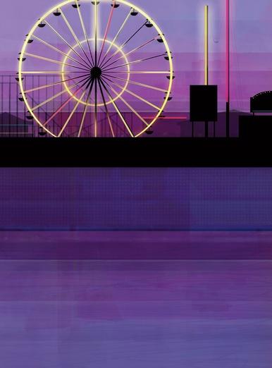 Fairground Twilight