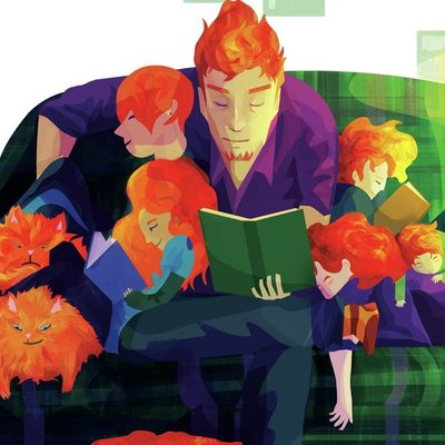 Bookworm - Family