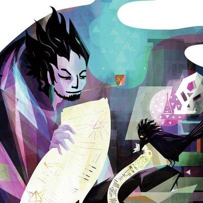 Bookworm - Magician