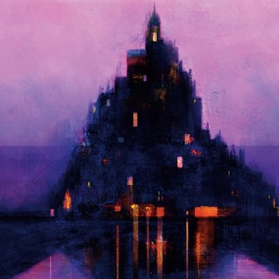 Castle in the Waves