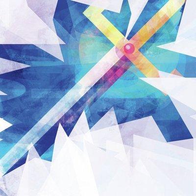 Sword under ice