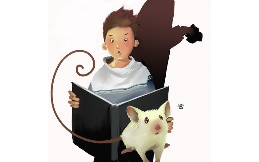 - ancient, animal, beige, black, book, boy, brown