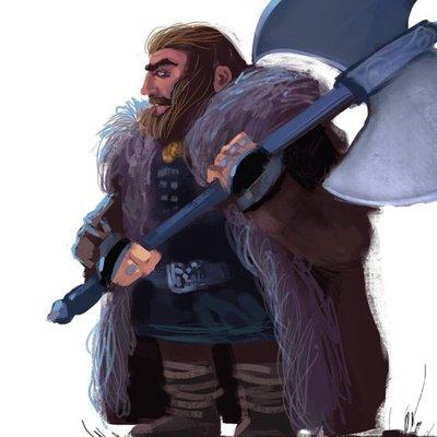 fantasy dwarf