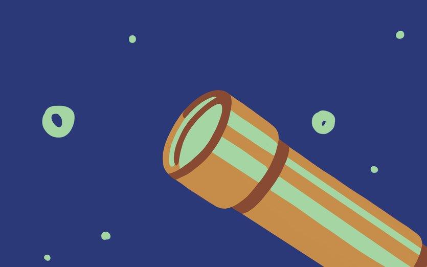- astronomy, gazing, night, sky, stars, telescope