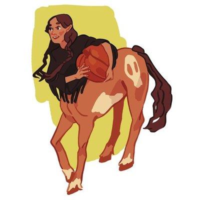 Fall Centaur