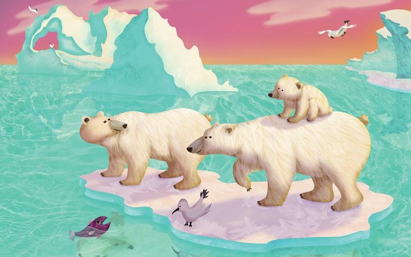 - affection, animals, baby, bear, beige, bird, blue