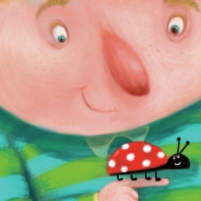Hi hi ladybug